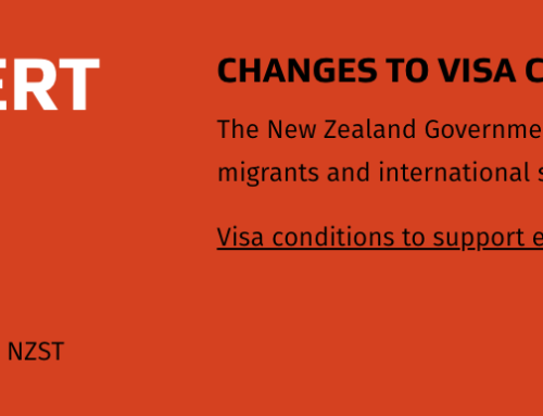 Who should seek approval before travelling to New Zealand