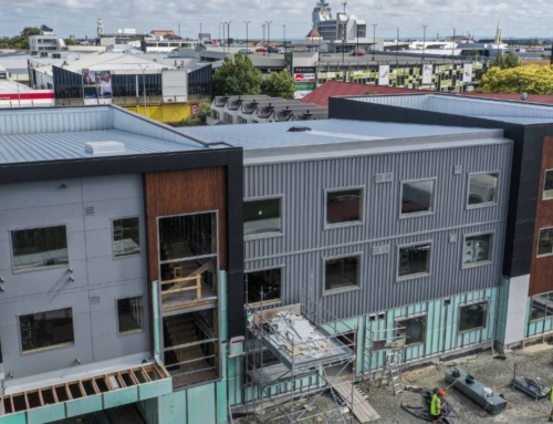 Construction of Palmerston North Quest Hotel back on track as lockdown lifts