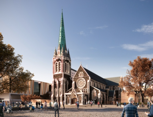 Concept design unveiled for Christ Church Cathedral Quarter