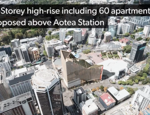 Aotea Station: High-rise plan unveiled for Auckland underground station site